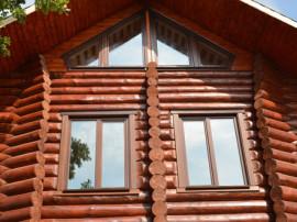 Деревянные окна Германия