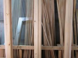 Деревянные окна из массива