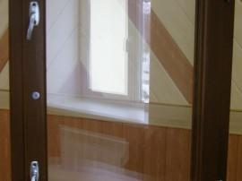 Окна со спаренными створками (ОС)