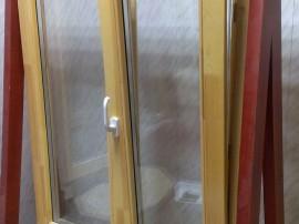 Готовые деревянные евроокна стандартных размеров