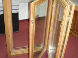 Эксклюзивные деревянные евроокна (коробка 120 мм)